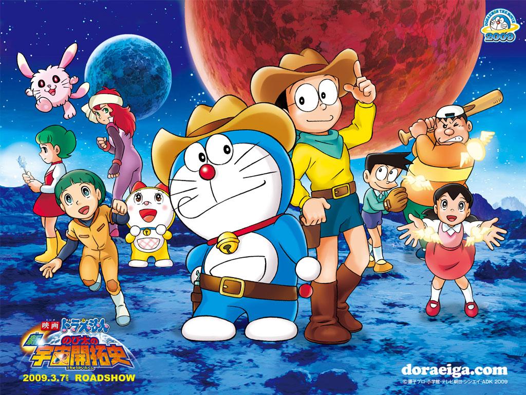 Asal Mula DoraemonDorimon Nobita