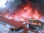 Kebakaran  yang berada di Gang Tanjung, GG Bakung, GG raya, Jalan Selam 3, dan Jalan Selam 1.MEDAN