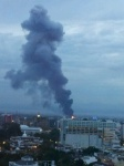 Info lengkap Kebakaran Besar di StarbanMedan