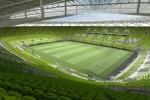 Inilah Stadion-Stadion Yang Di Gunakan EURO2012